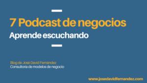 podcast de negocios